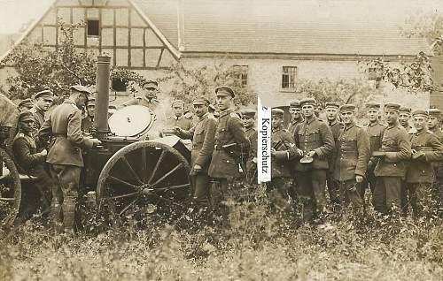 Click image for larger version.  Name:1927 - September - Feldmanöver der 4. Division in Dornburg bei Naumburg an der Saale. 2. Ko.jpg Views:151 Size:125.2 KB ID:705249