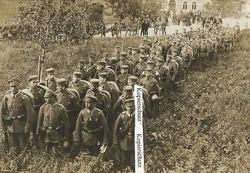 Click image for larger version.  Name:1927 - September - Feldmanöver der 4. Division in Dornburg bei Naumburg an der Saale. 2. Ko.jpg Views:152 Size:157.7 KB ID:705250