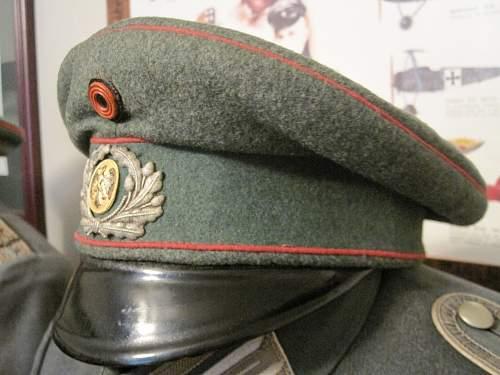 RW-Kraftfahr Troops Headgear