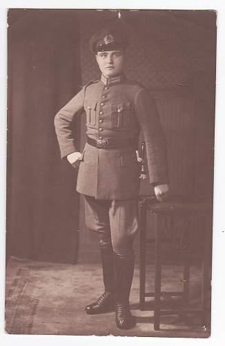RM-Reichsmarine Headgear in Period Photos