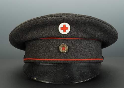 Click image for larger version.  Name:casquette-d-officier-de-la-croix-rouge-allemande_1.jpg Views:44 Size:50.6 KB ID:798249