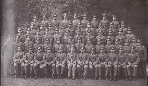 Die Reichswehr Im Bild: Infanterie Regiment 15: Regimental Staff Company