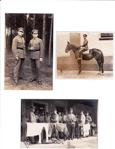 Die Reichswehr Im Bild: Infanterie Regiment (Saxon) 10, Kompanie 5 circa 1926