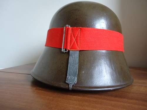 1932 Pattern Manoeuvre Band for the Steel Helmet