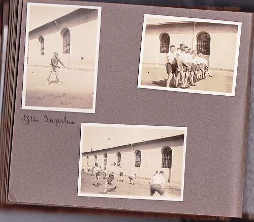 Die Reichswehr Im Bild: Infantry School Dresden circa 1926.