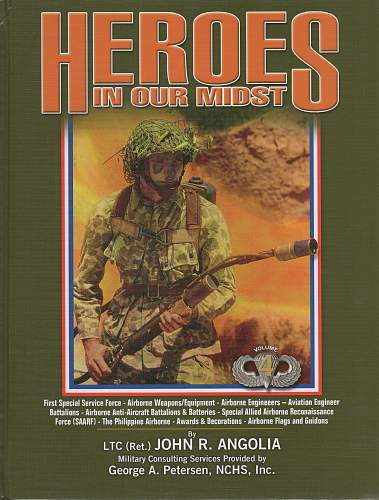 US Airborne and Special Operations Forces All eras and conflicts/ Wings, Uniforms, Equipment