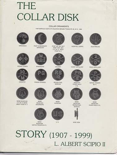 US Metal Insignia Reference Section
