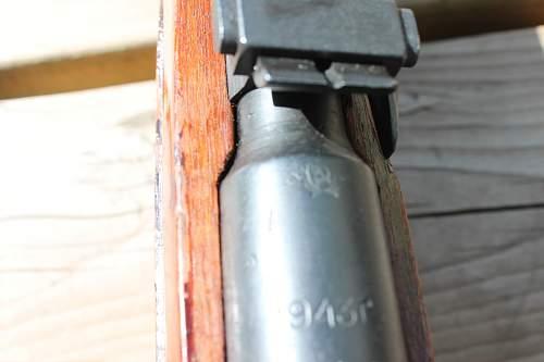 1943 M44 Mosin Nagant