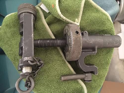 MG34 parts