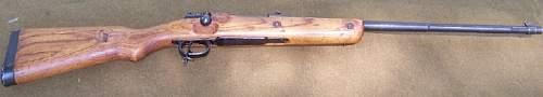 VK98  'Peoples Carbine' bnz45