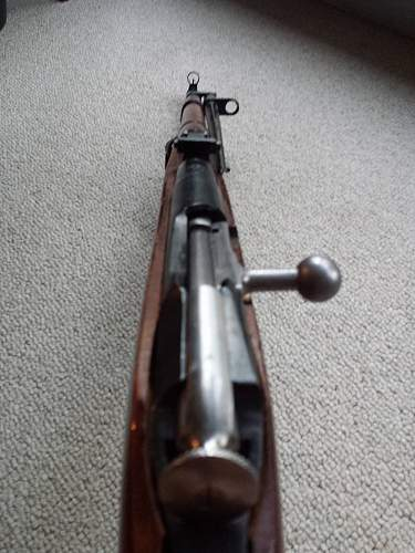 My new M44