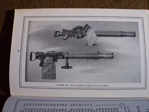 Savage Arms Company 'Lewis Gun' Manual