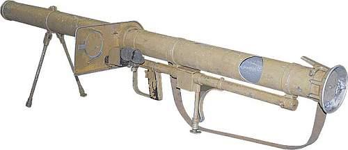 Deactivated Spanish M65 Bazooka.... Value?