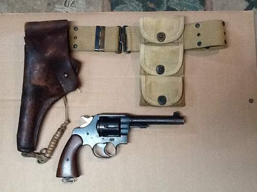 A couple more us pistols