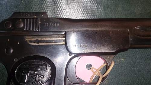 FN Browning Model 1900 clone