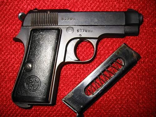 Nazi Beretta Rig