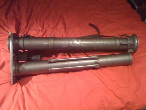 The bazooka arrived :D