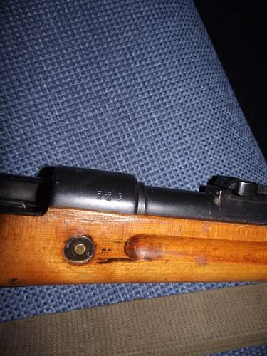 Please help me identify this 8mm rifle