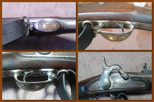 CW Confederate Richmond Musket