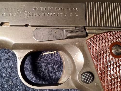 1911a1 45 rig