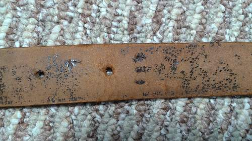 WW2 Rifle Slings ?
