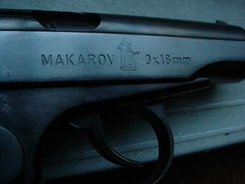 Rare german makarov only 1000 made