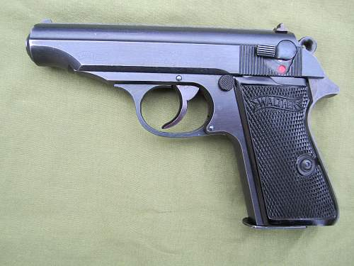 Walther PP Wartime production private purchase