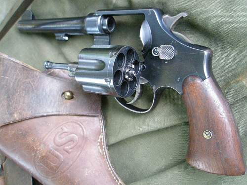 Smith And Wesson Model 1917 US Army