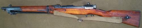 Japanese Type 44 Carbine