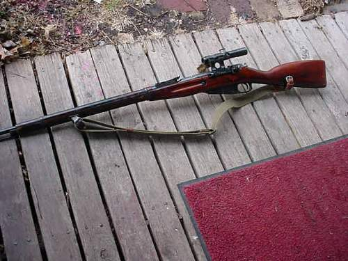 """""""ENEMY AT THE GATES"""" russian sniper find"""