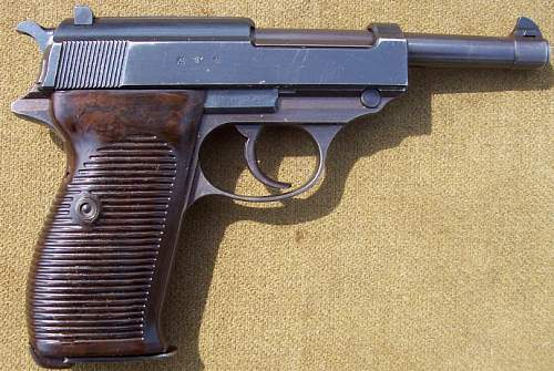 Walther P-38 ac42