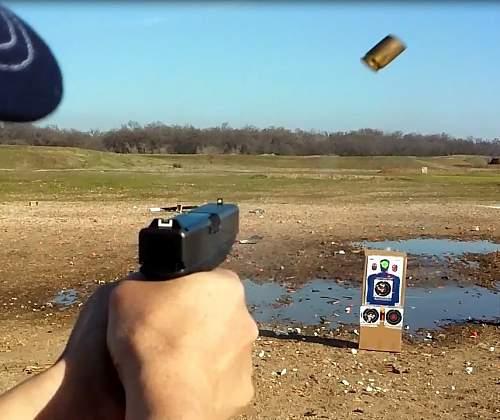 GLOCK G21 SF semi auto pistol mfg in AUSTRIA