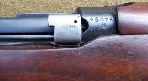 .22 Cal Enfield Training Rifle