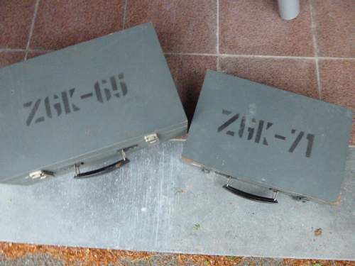 Help with E German ?? ZGK-65 (Zielübungsgerät)  or ZGK-71 Marksmanship Training Devices