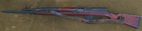 Czech VZ-52 Rifle