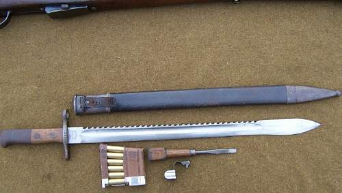 Swiss M11 Carbine and Accessories