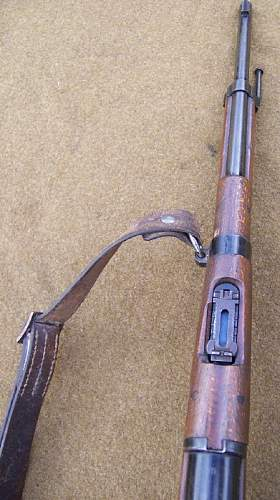French Model 1916 Carbine