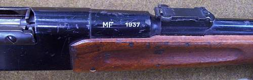 French R-35 Carbine