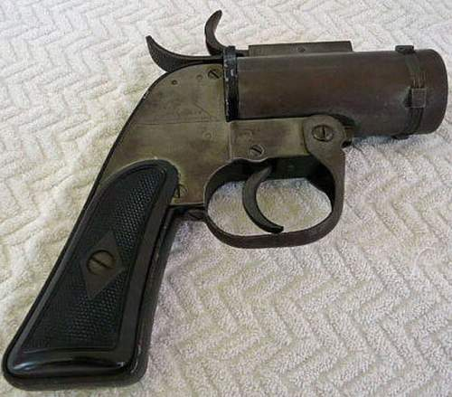 Help with this  Flare Gun