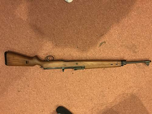 Gewehr 43, looking for some advice!!! PICS