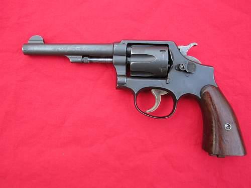 Smith & Wesson Victory Model for opinions