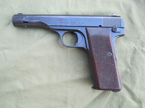 Browning FN 1922 Needing Some Help Please