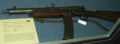 volksgewehr does someone has it?