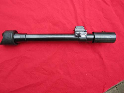 New to me USGI M84 Scope Confirmation Please