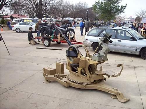 Raleigh NC Militaria Show