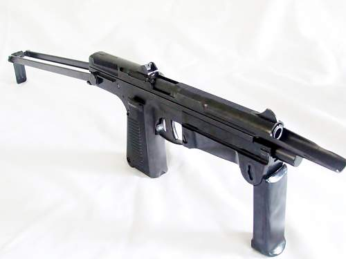 Interesting  machine -pistol