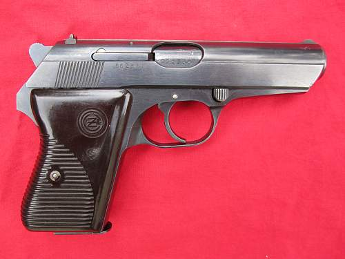 CZ Model 50 for opinions