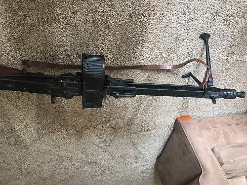 MG 42 Display Gun Price Check Please
