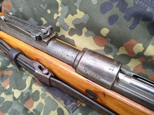 Kriegsmarine K98k (243)