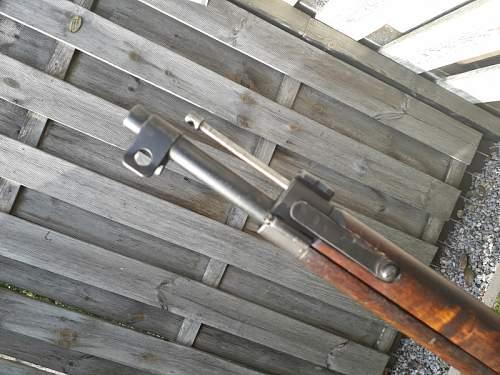 My Finnish M27